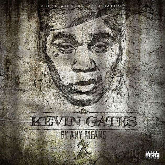 Kevin Gates By Any Means  Cover