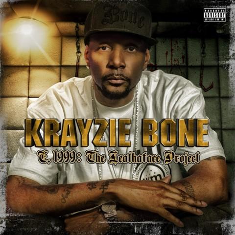 Krayzie LeathaFace Album Final Artwork