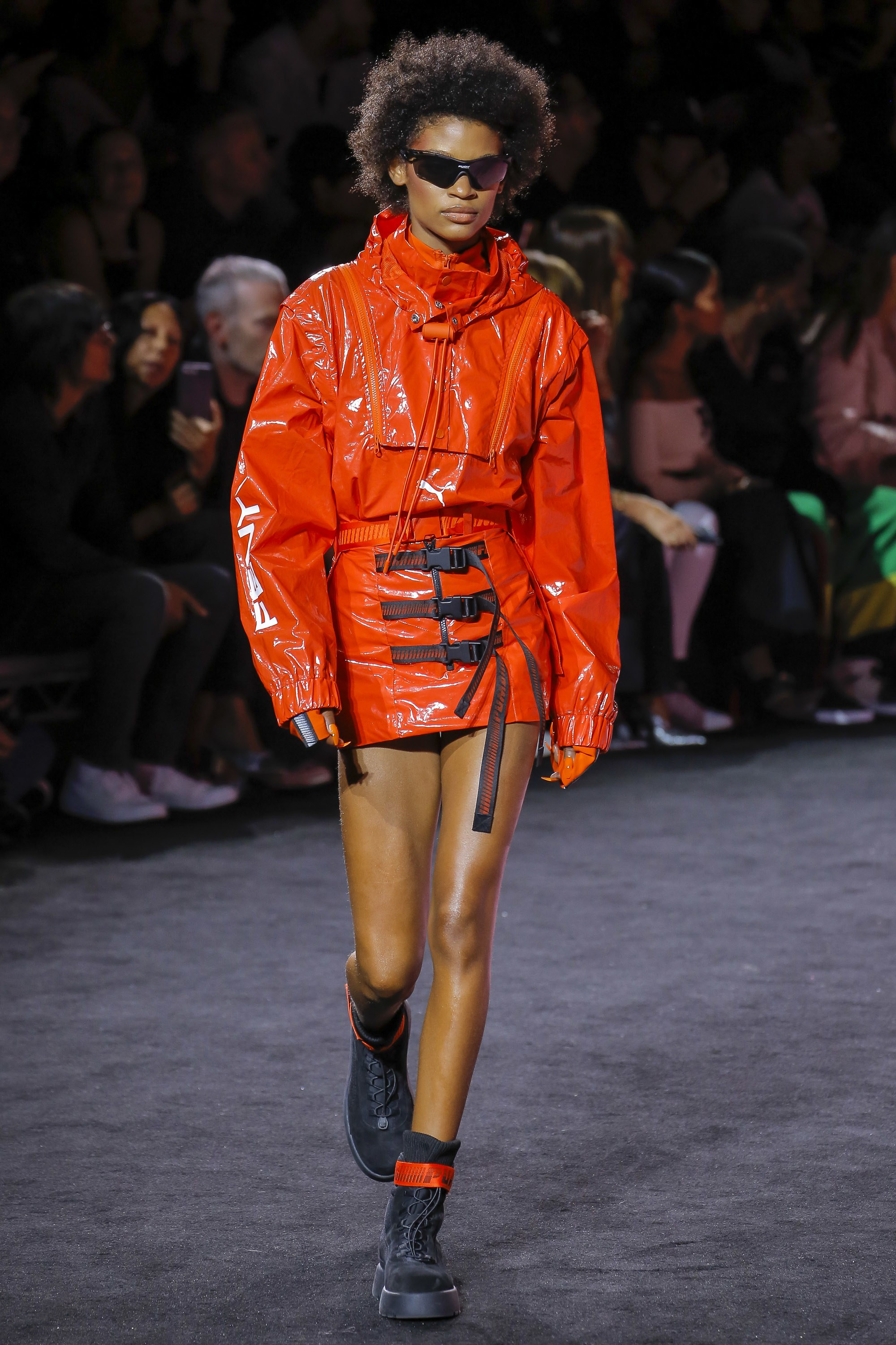 online store d4974 d31fd Rihanna's Fenty PUMA SS18 Show Was Out of The Ordinary ...