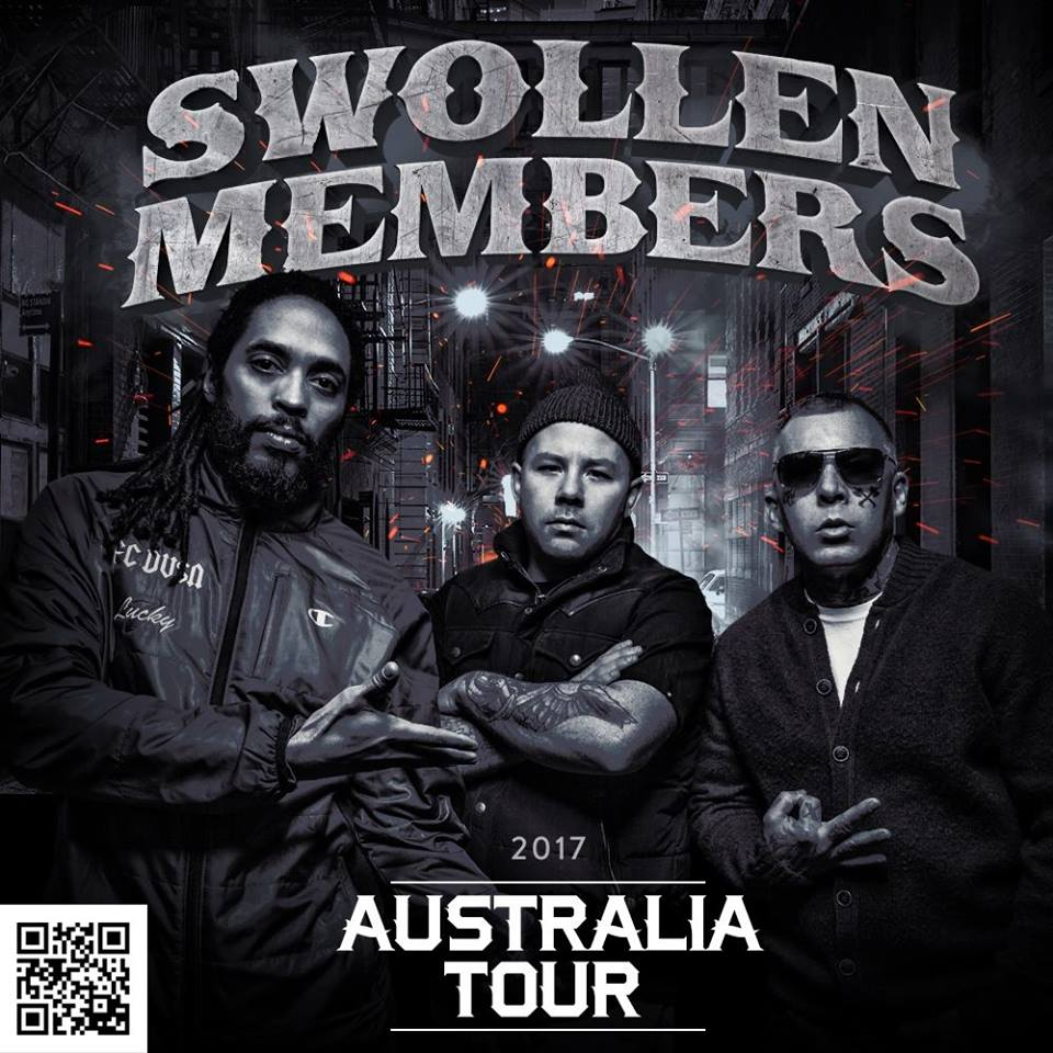 Swollen Members Oz Tour Pic