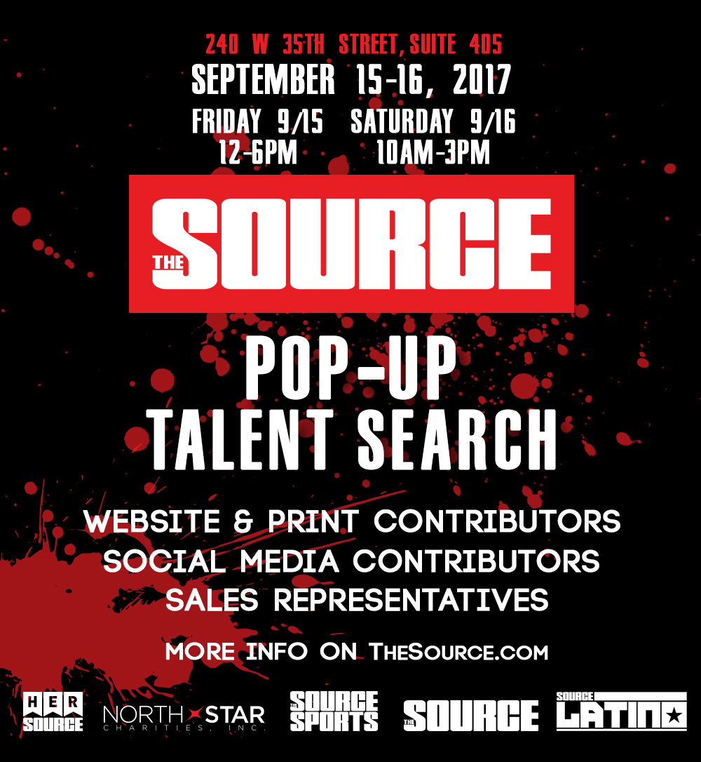 TalentSearch Flyer