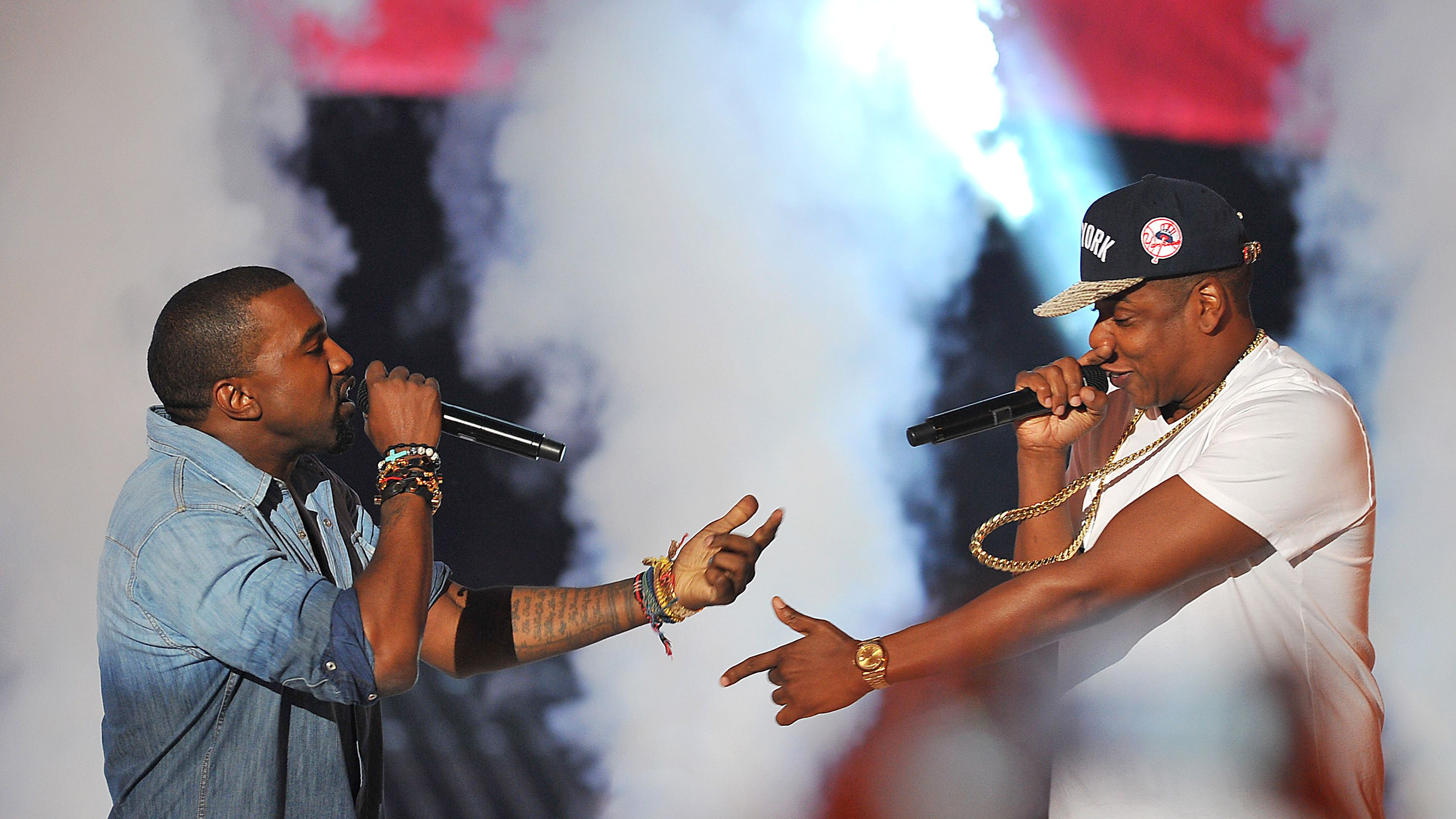 Jay-Z and Kanye West Planning Meeting To End Feud