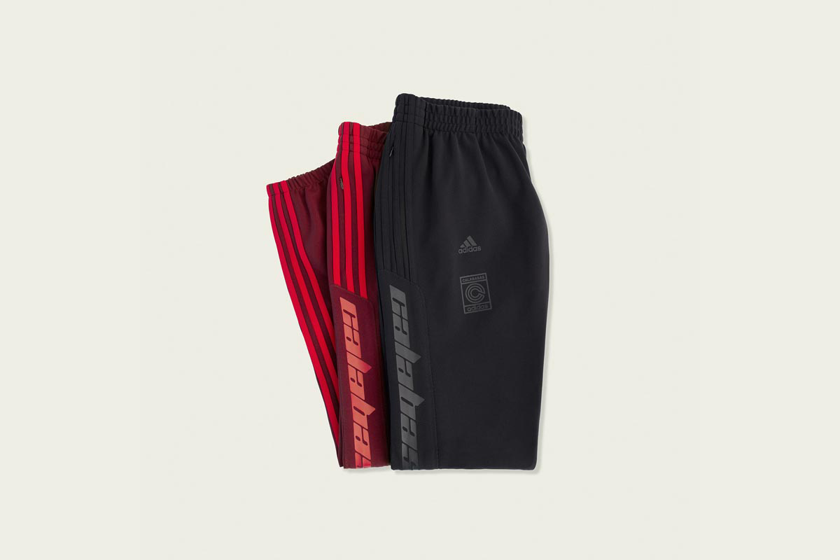 9a8067cf7 Here s How You Can Get The Kanye West   adidas YEEZY Calabasas Track Pants