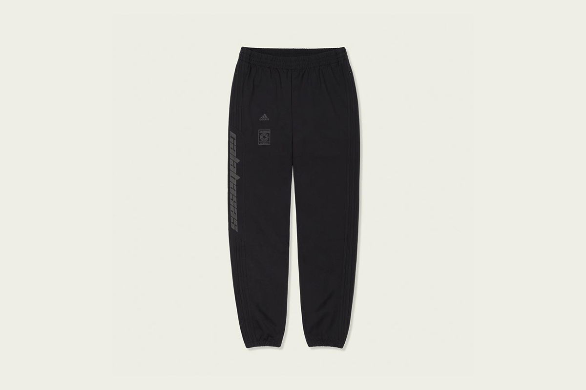 kanye calabasas track pant release date