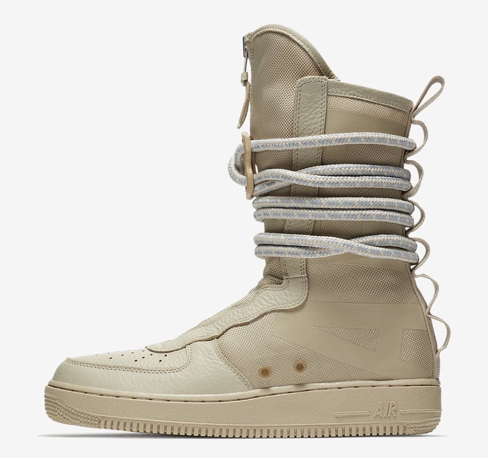 quality design 4f0ce 174df Nike Stunts With New SF Nike Air Force 1 High   The Source