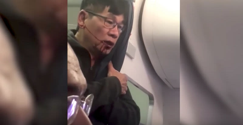 United will not face fines after passenger dragging incident