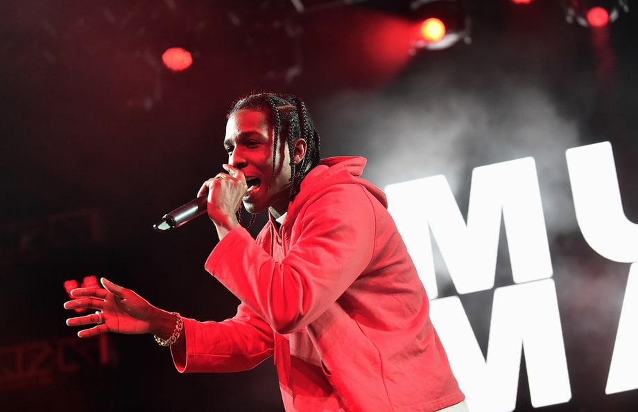 "A$AP Rocky Says His New Album is About ""Testing New Sounds"""