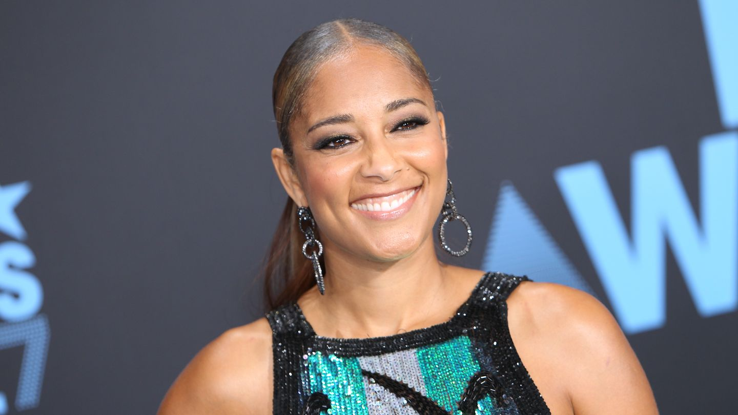 Amanda Seales Causes an Uproar on Twitter With her Passport Vs. Jordans Tweet