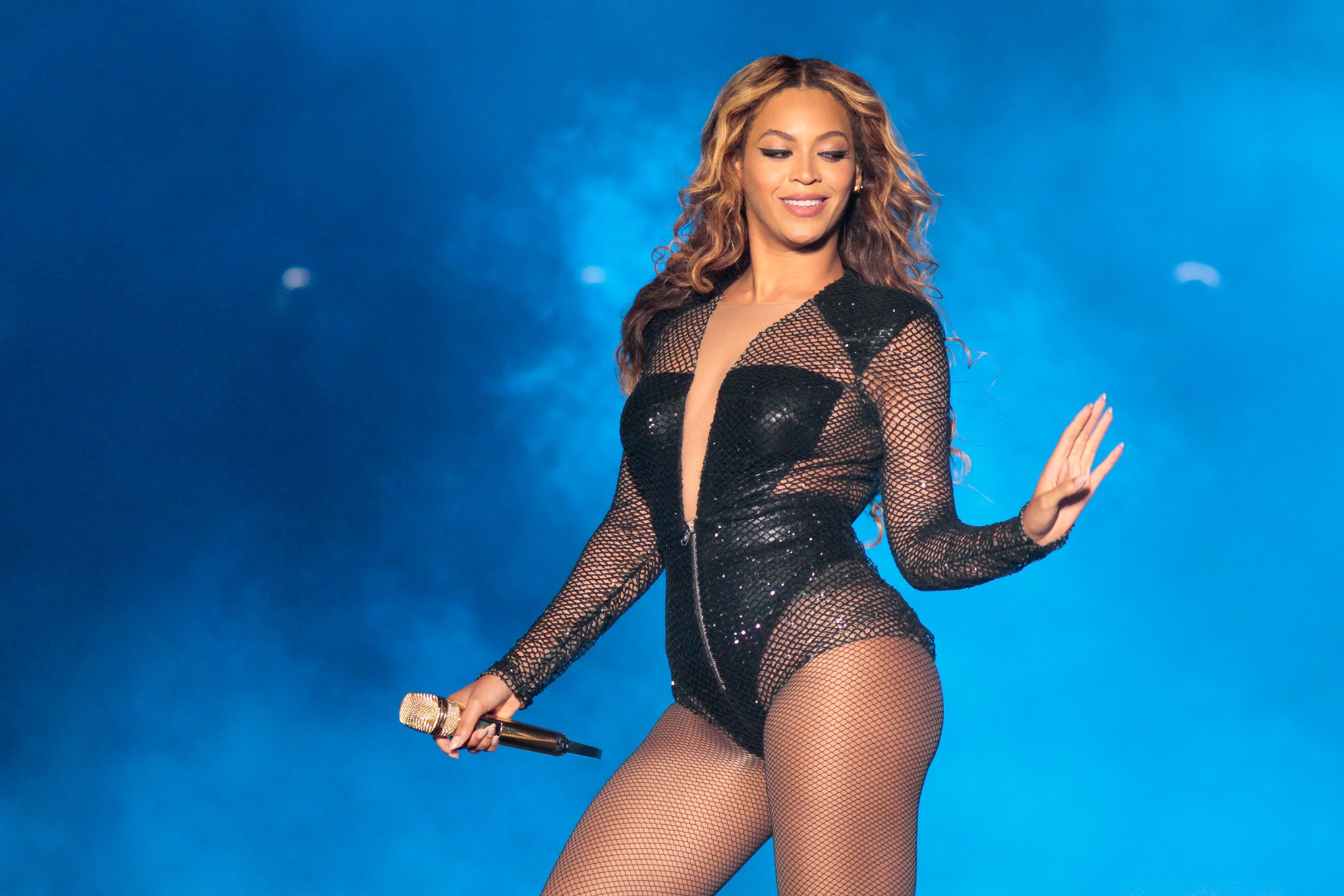 Beyonce Turned Down the Role as a Feather Duster in 'Beauty and the Beast'