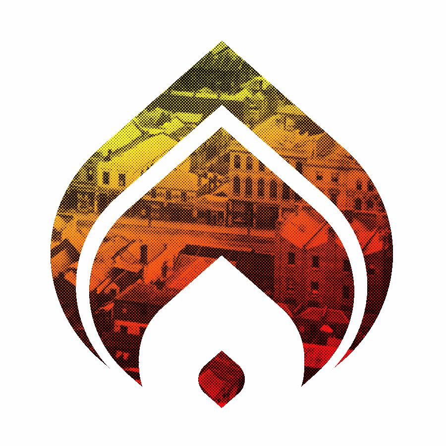 Burn Logo The Source