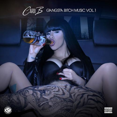 """Cardi B Sued By Model from """"Gangsta B Vol"""