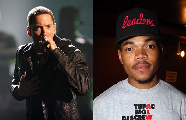 Chance The Rapper to Host 'Saturday Night Live' with Eminem as Musical Guest