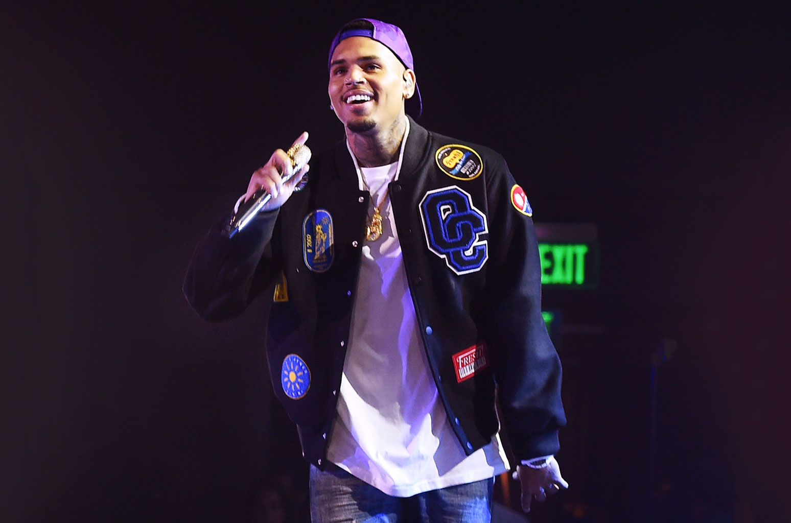 Chris Brown Drops New Single After Releasing Massive 45-Track Album