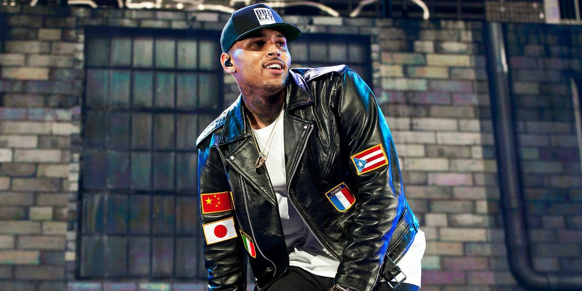 Chris Brown Has 800 Songs in His Phone You Never Heard Before