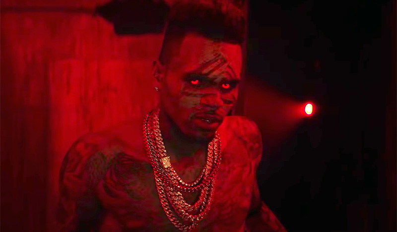 """Chris Brown Releases New Single + Visuals """"High End"""" Featuring Future and Young Thug"""