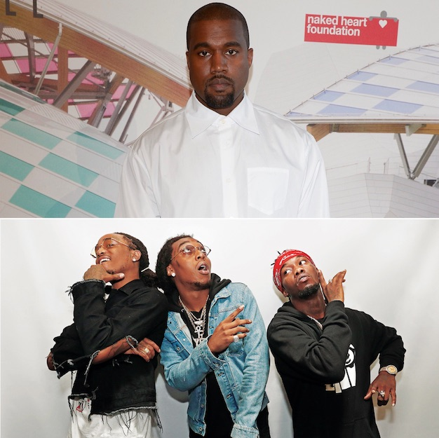Did Kanye West Executive Produce Migos' 'Culture 2'?