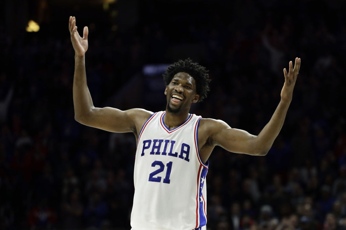 Embiid paid