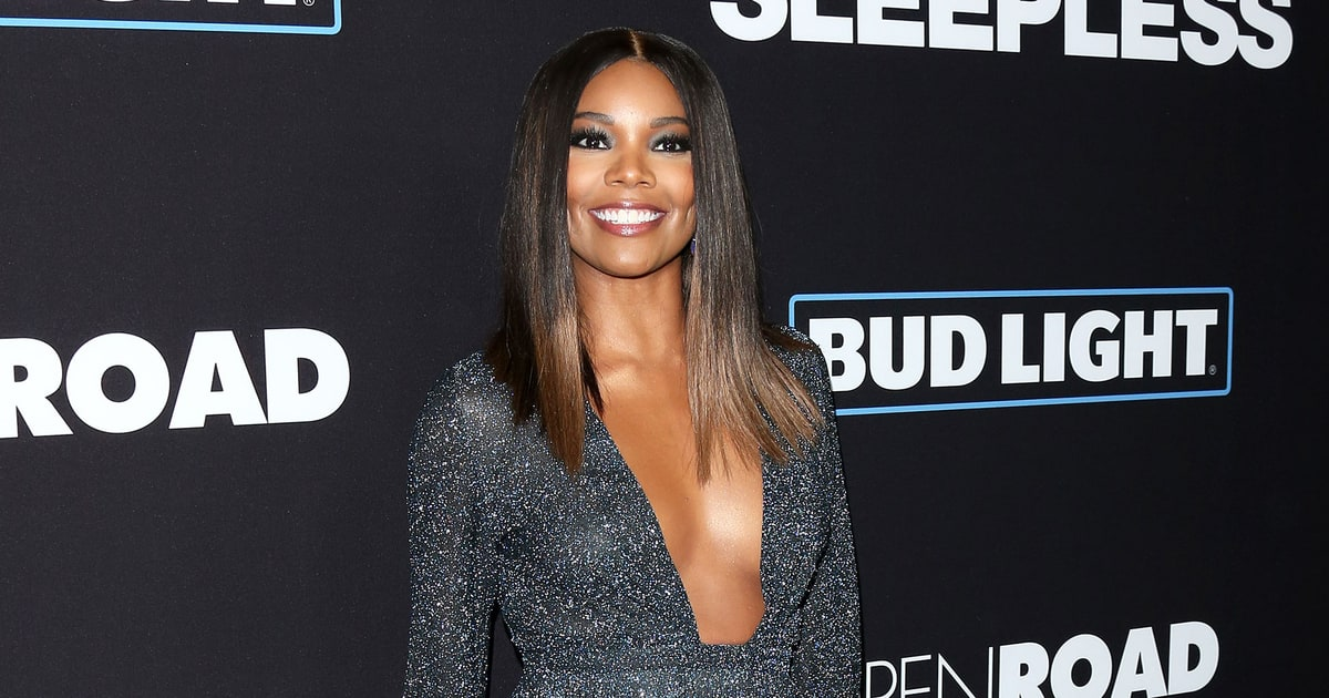 Gabrielle Union Shames Rape Victim Shaming by Revealing What She Wore When She Was Raped