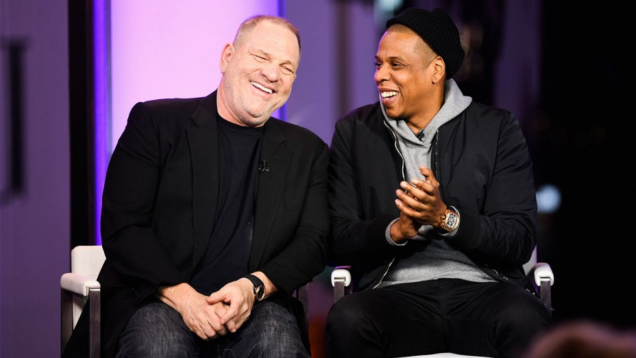 Harvey Weinstein Cites JAY-Z in Statement Following Sexual Harassment Claims