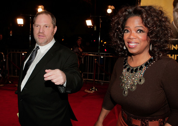 Harvey Weinstein Claims Oprah Called to Support Him, Her Team Says That's a Lie