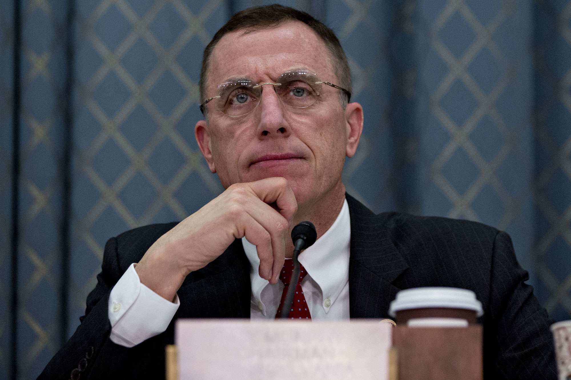 Embattled GOP Rep. Tim Murphy to resign from House