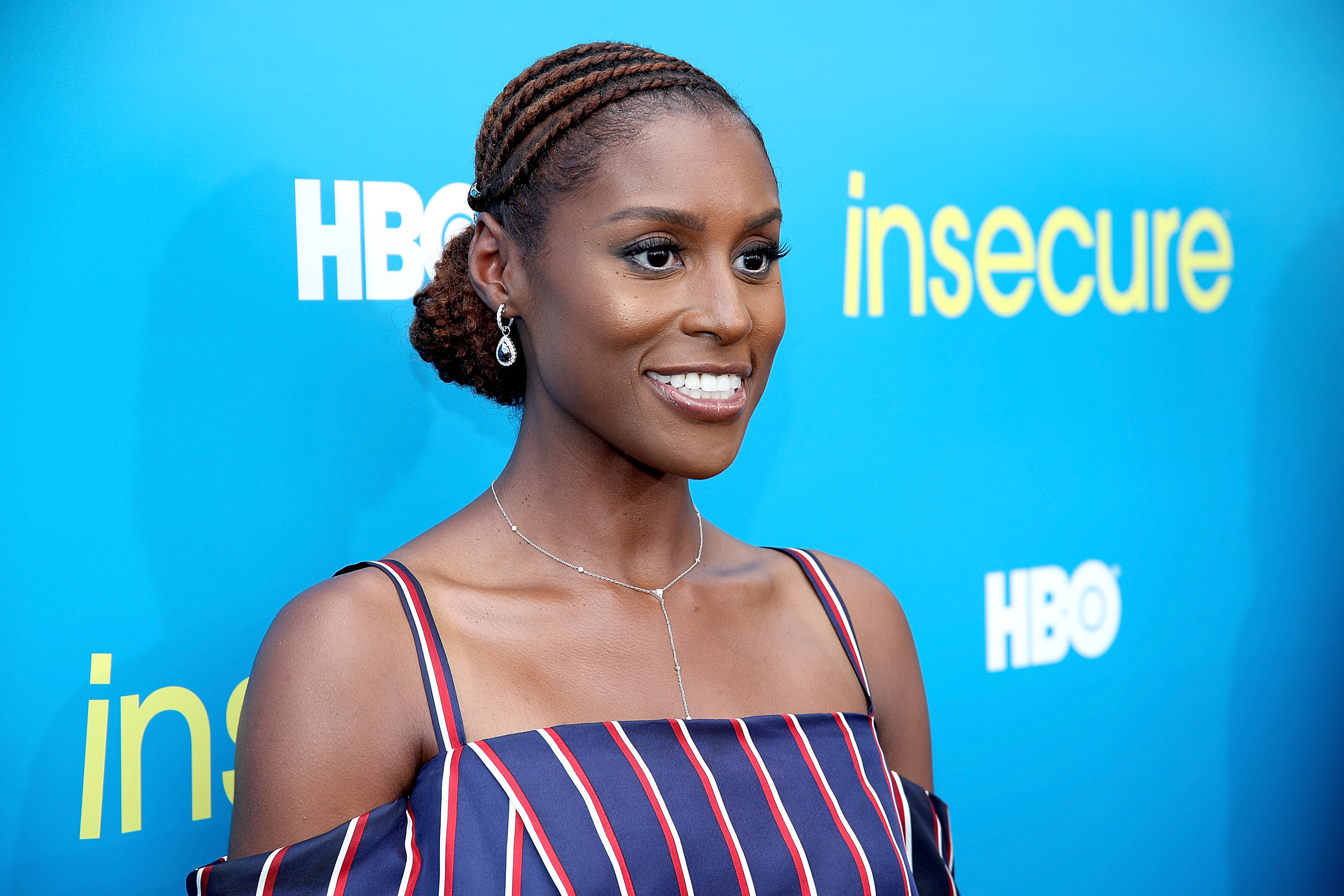 Issa Rae Schools us on White Male Privilege in One Paragraph