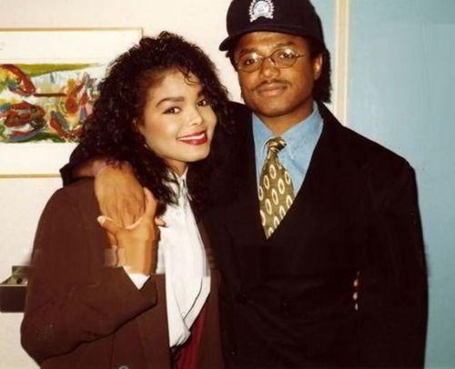 Janet Jackson Randy Jackson