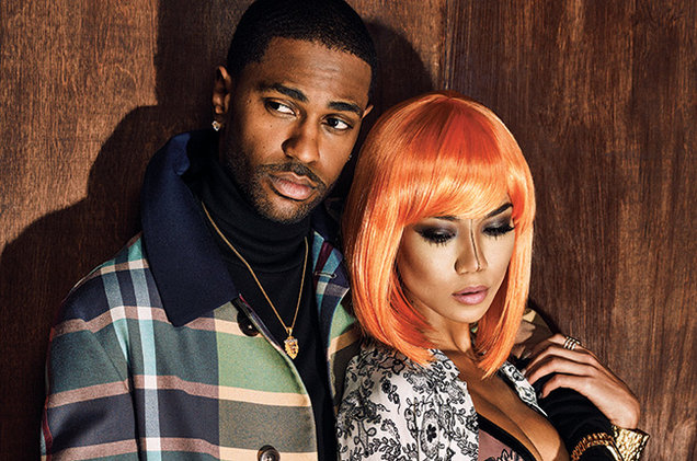 Jhene Aiko Let Big Sean Know It's Real With Her New Tattoo