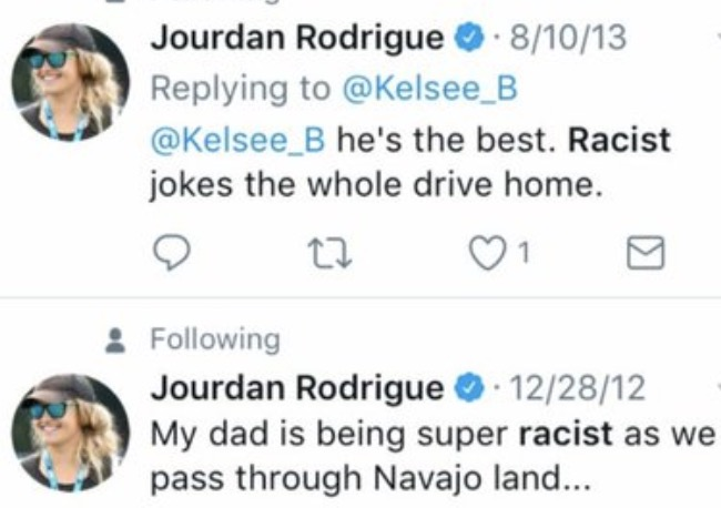 Twitter Unearths Jourdan Rodrigue's Old Racist Tweets Following Cam Newton Remark