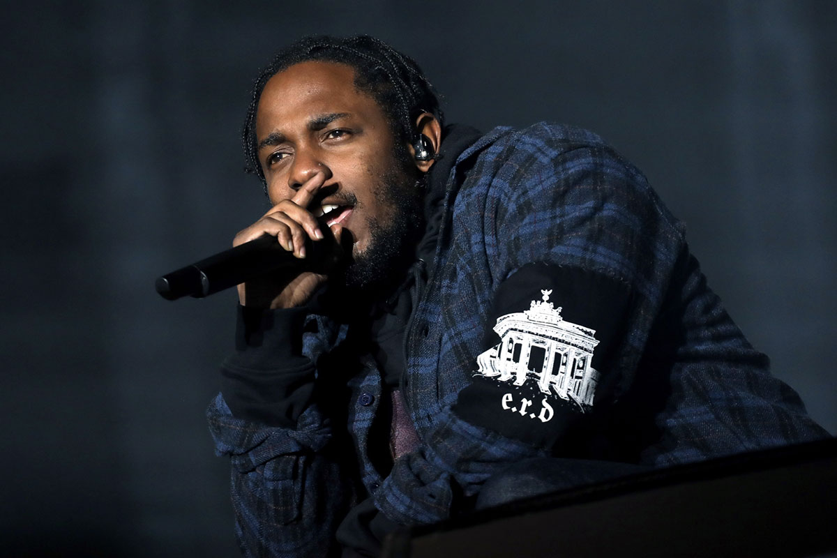 """Kendrick Lamar Says His Best Written Verses are on """"FEAR"""