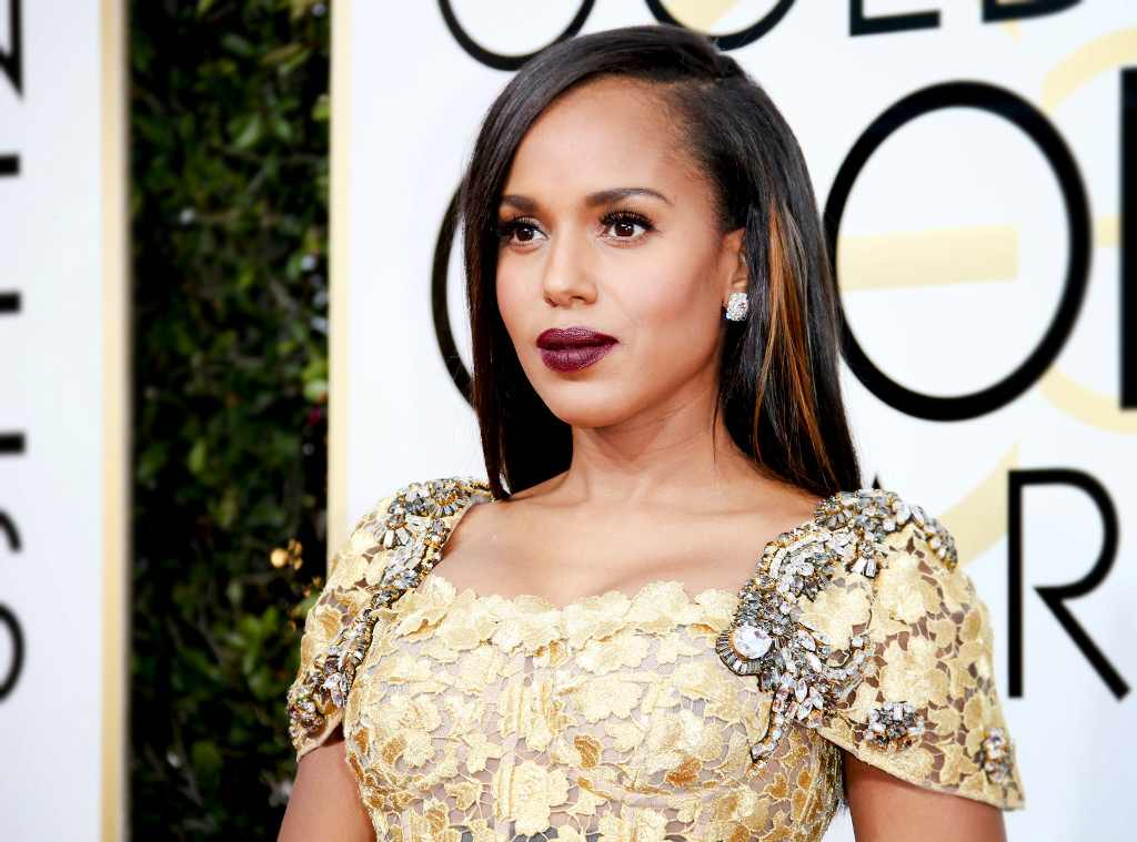 Kerry Washington Reportedly Joins Forces With Facebook for Scripted Drama Series