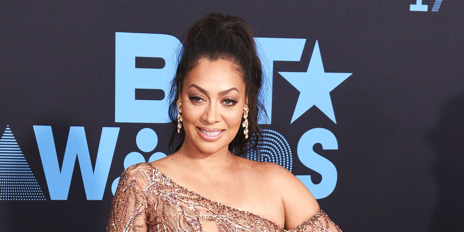 "La La Anthony Advises NYC Strippers: ""Ride the Wave as Long as You Can!"""