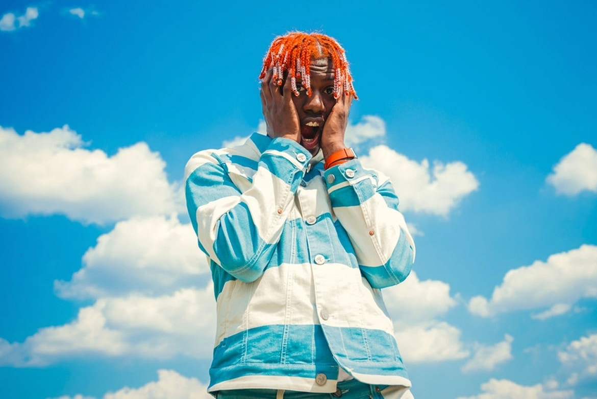 2f095a282d7 Lil Yachty Announces New Partnership With Reebok