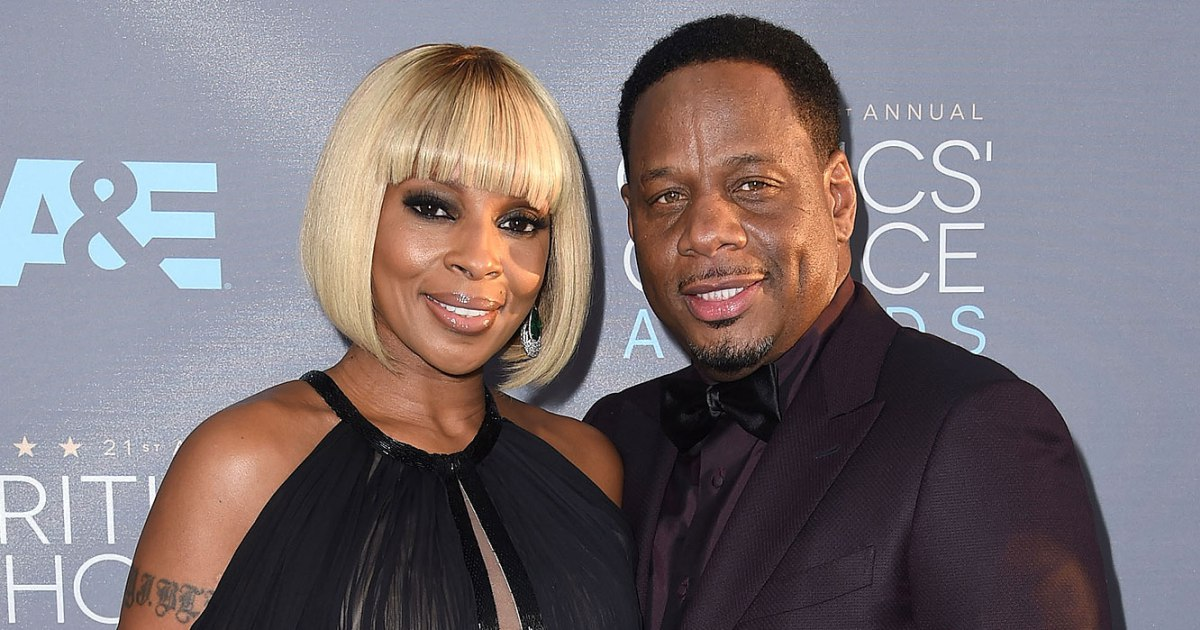 Mary J. Blige Demands $6 Million From Estranged Husband