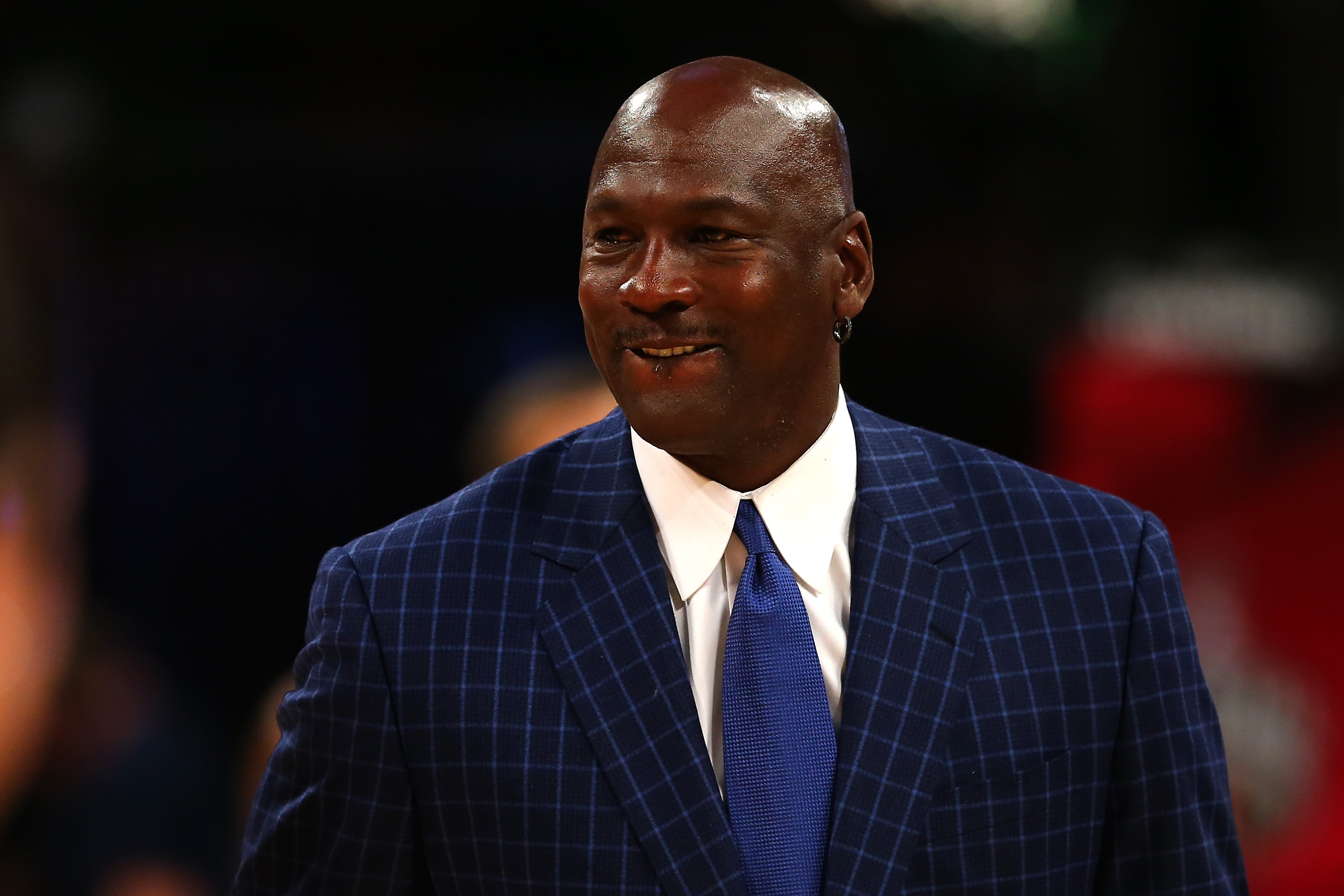 Michael Jordan Donates $7 Million to Build Clinics in Troubled Areas of Charlotte