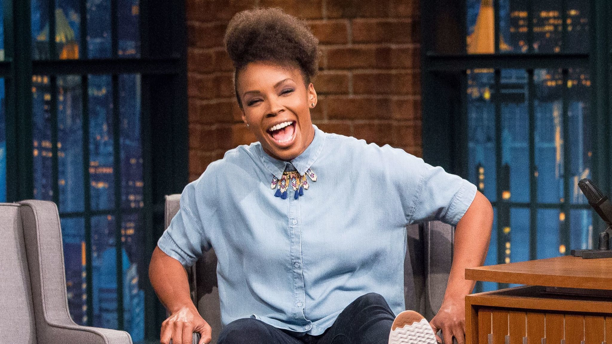 NBC To Give Late Night Writer Amber Ruffin Her Own Show