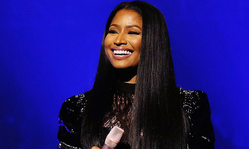 "Nicki Minaj Says Her New Album is About Her Being ""Genuinely Happy"""