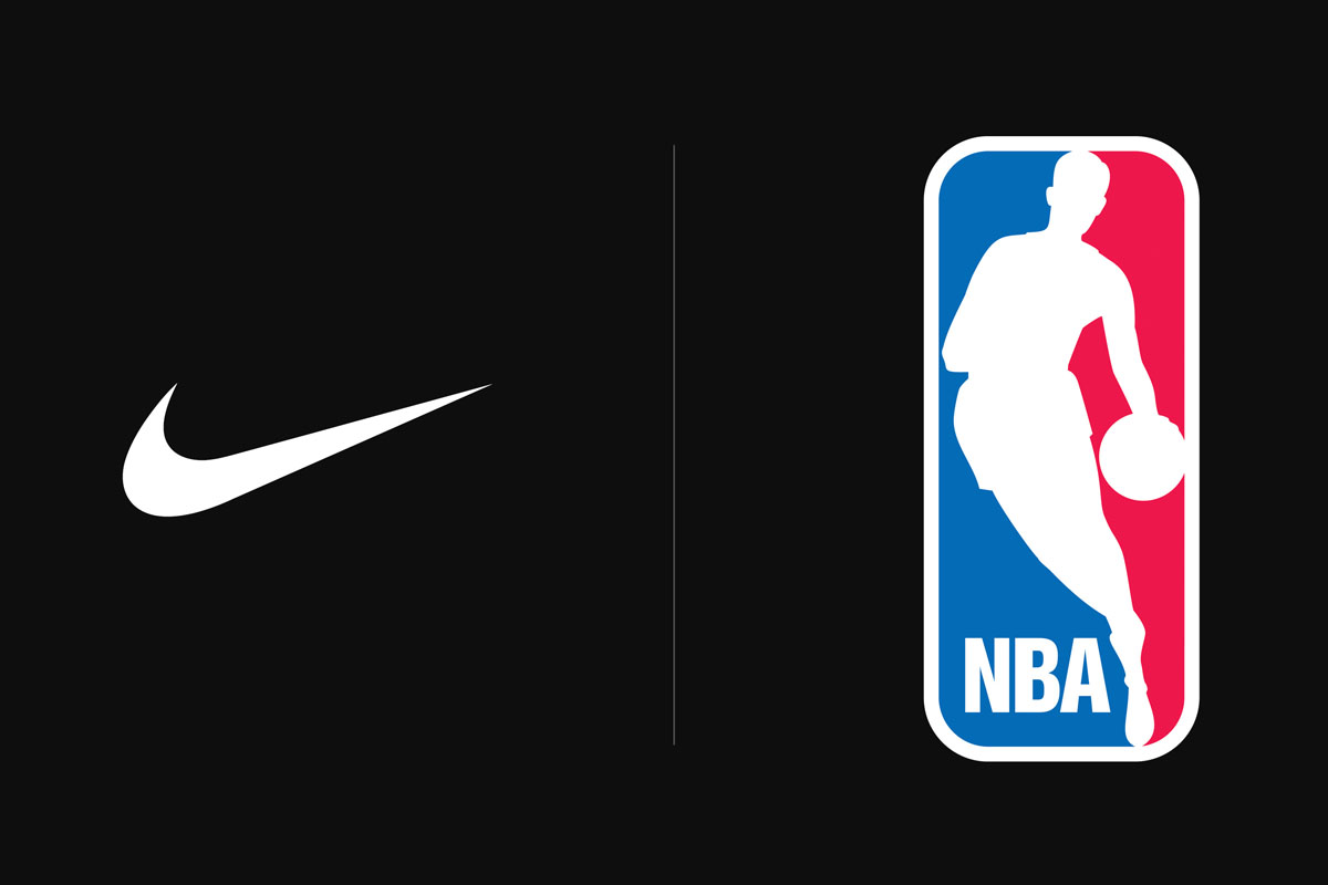Nike NBA logo