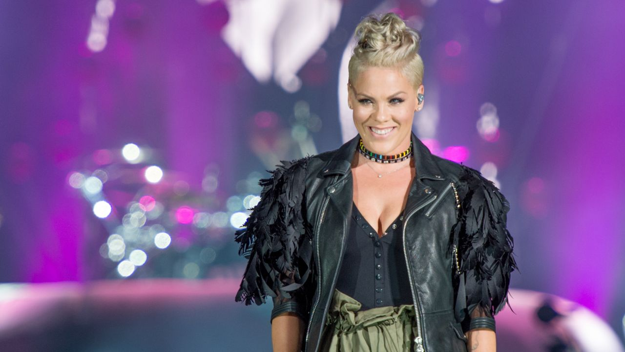 P!nk vs Ageism in Musi...P!nk 2017 Photoshoot