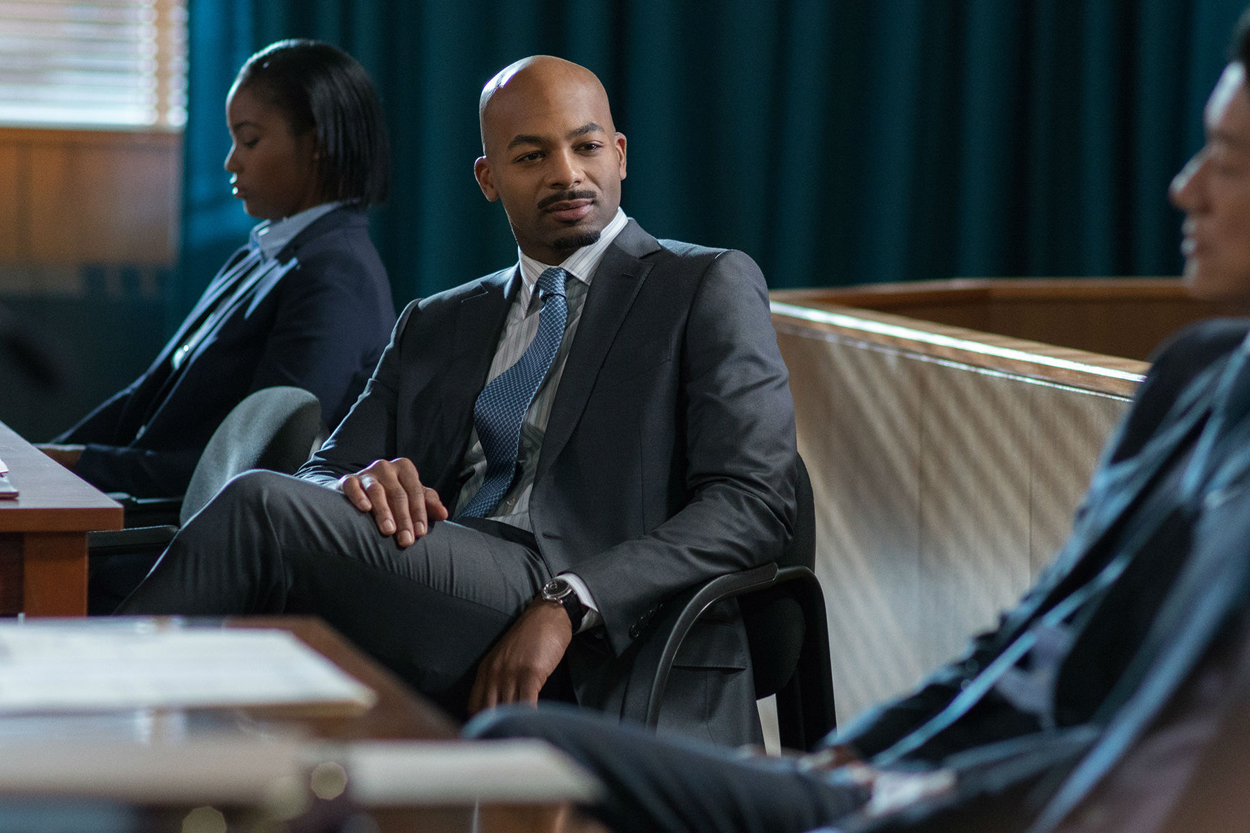 'Power' Promotes Brandon Victor Dixon to a Regular for Season 5