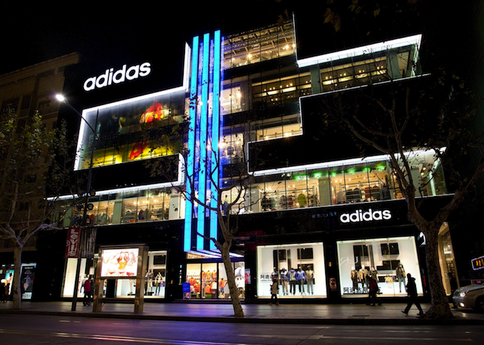 World's Biggest Adidas Store Opens in Chicago