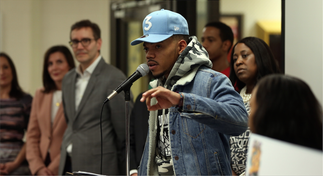 Chance the Rapper Releases New Music & Announces 'Chicagoist' Purchase