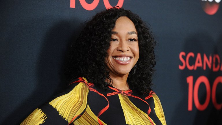 Shonda Rhimes to be Inducted in TV Hall of Fame
