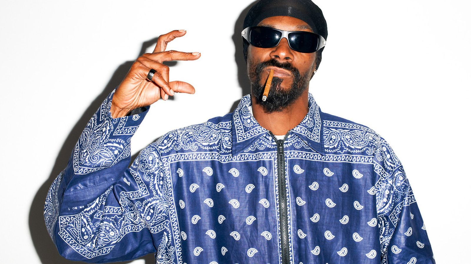 Snoop Dogg Hints New Album 'Make America Crip Again'