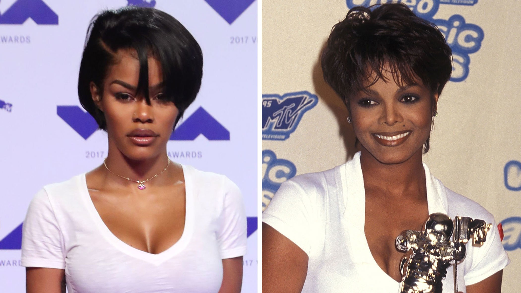 Teyana Taylor Gets a FaceTime Call From Janet Jackson