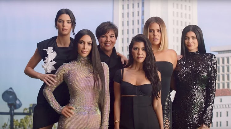 The Kardashians Reportedly Re-Signed With E! for $150 Million