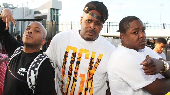 The Lox Dropped a Surprise EP, #4NoReAsOn