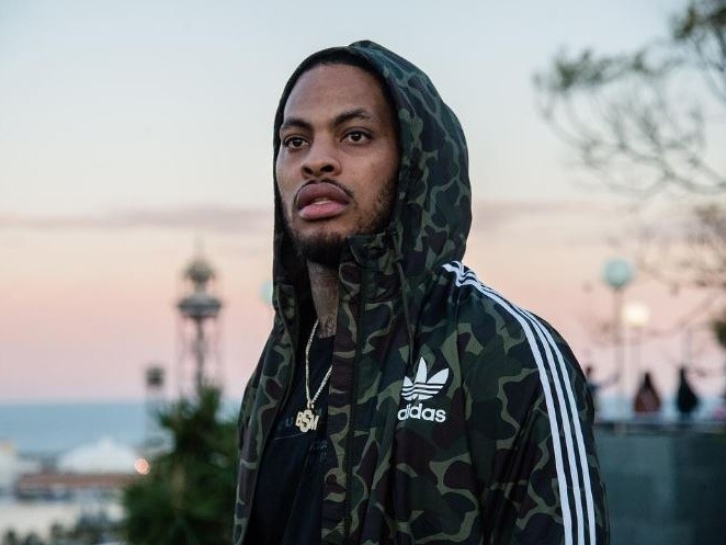 "Waka Flocka During Interview: ""I'm Not African-American At All"""