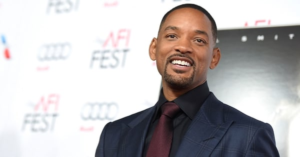 "Will Smith Has a New EDM Song, ""Get Lit"""