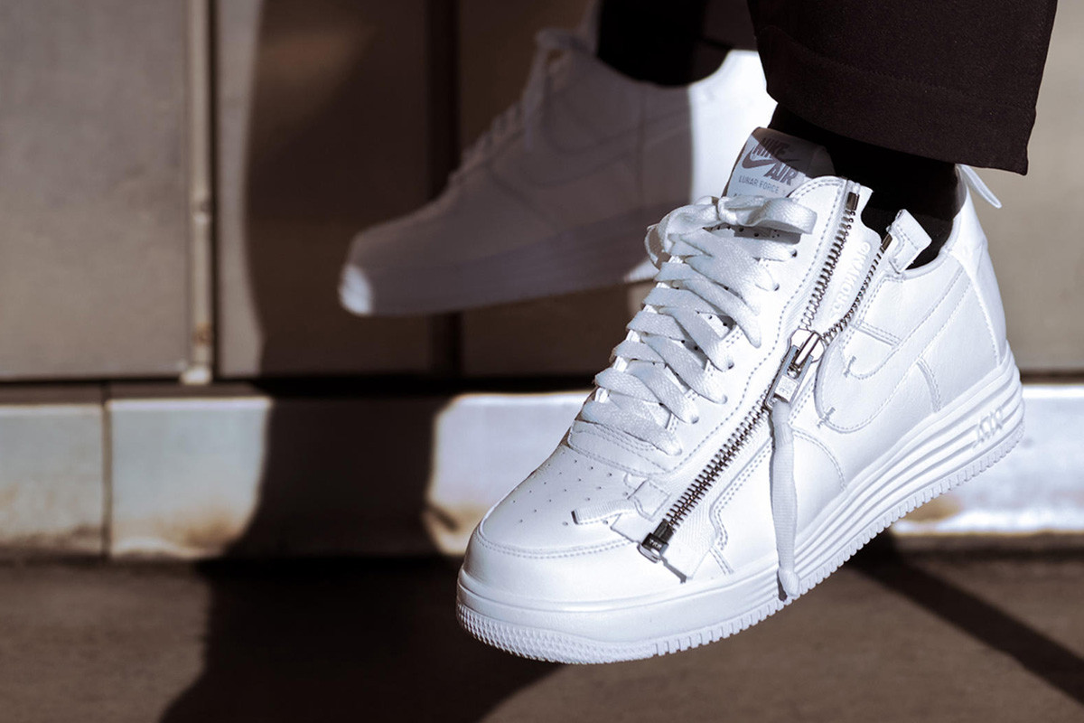 5 Nike Air Force 1 Collaborations Announced for Basket's 35th